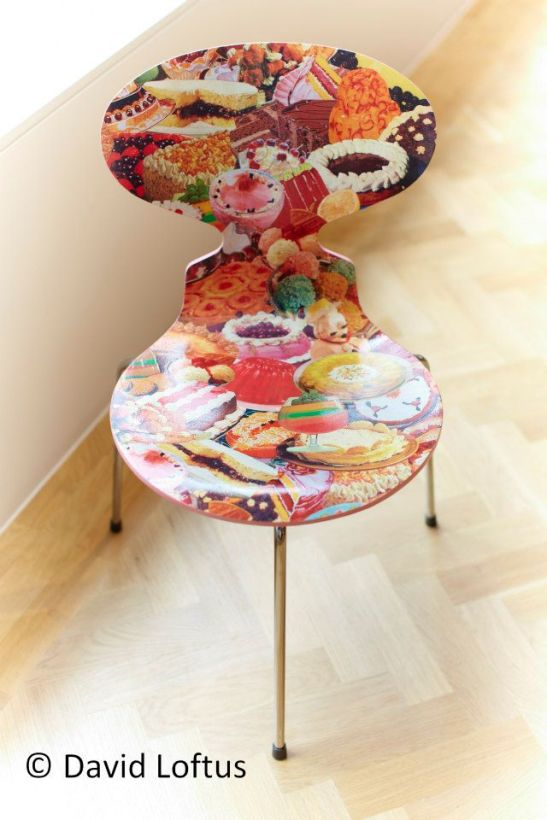 Paul Smith Chair for Charity