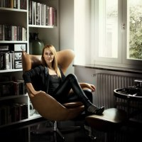 Gucci Designer Frida Giannini Home Story