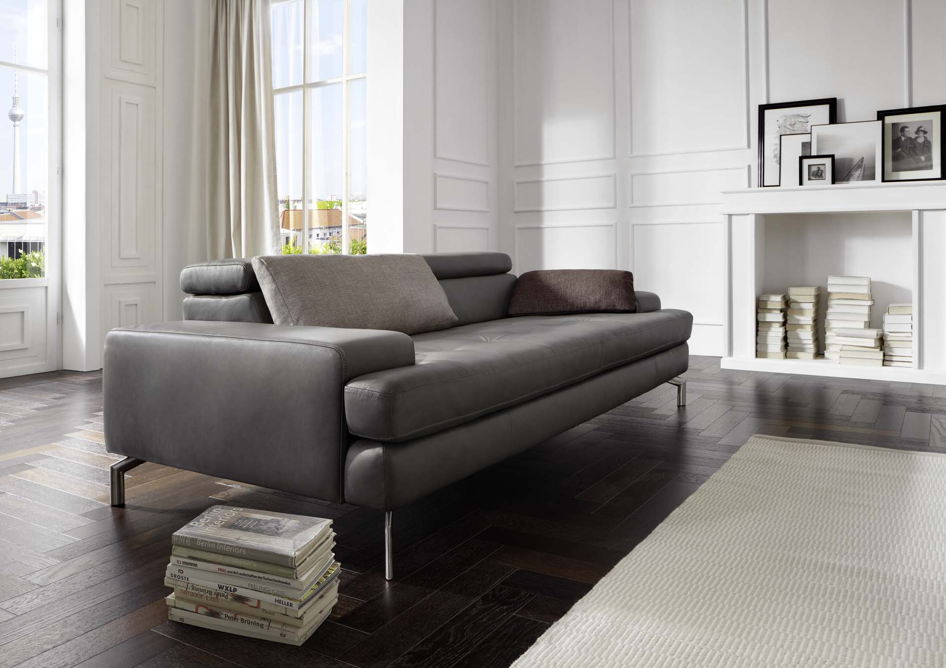 michalsky sofa range fashionable home blog. Black Bedroom Furniture Sets. Home Design Ideas