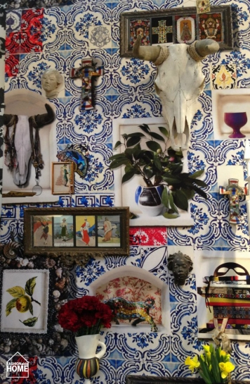 Christian Lacroix Maison - New Tableware Launch at Maison & Objet 2013