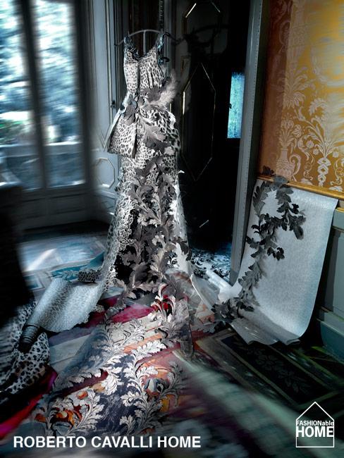 CAVALLI_paper_dress