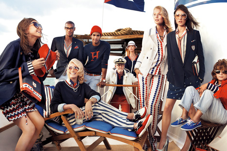 TOMMY HILFIGER HOME in coming your way in 2014