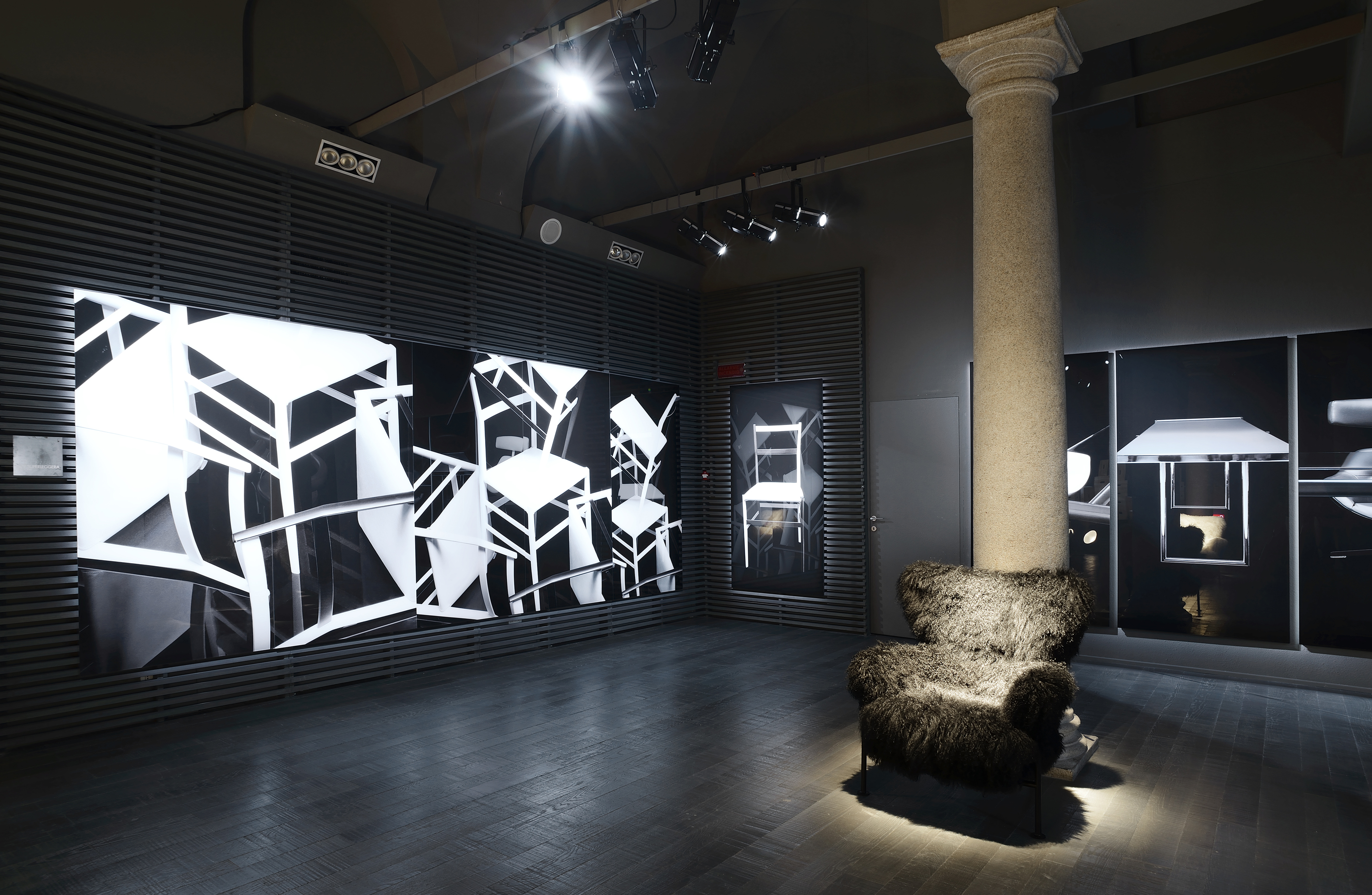 Karl Lagerfeld X Cassina Milano 2013 Fashionable Home Blog