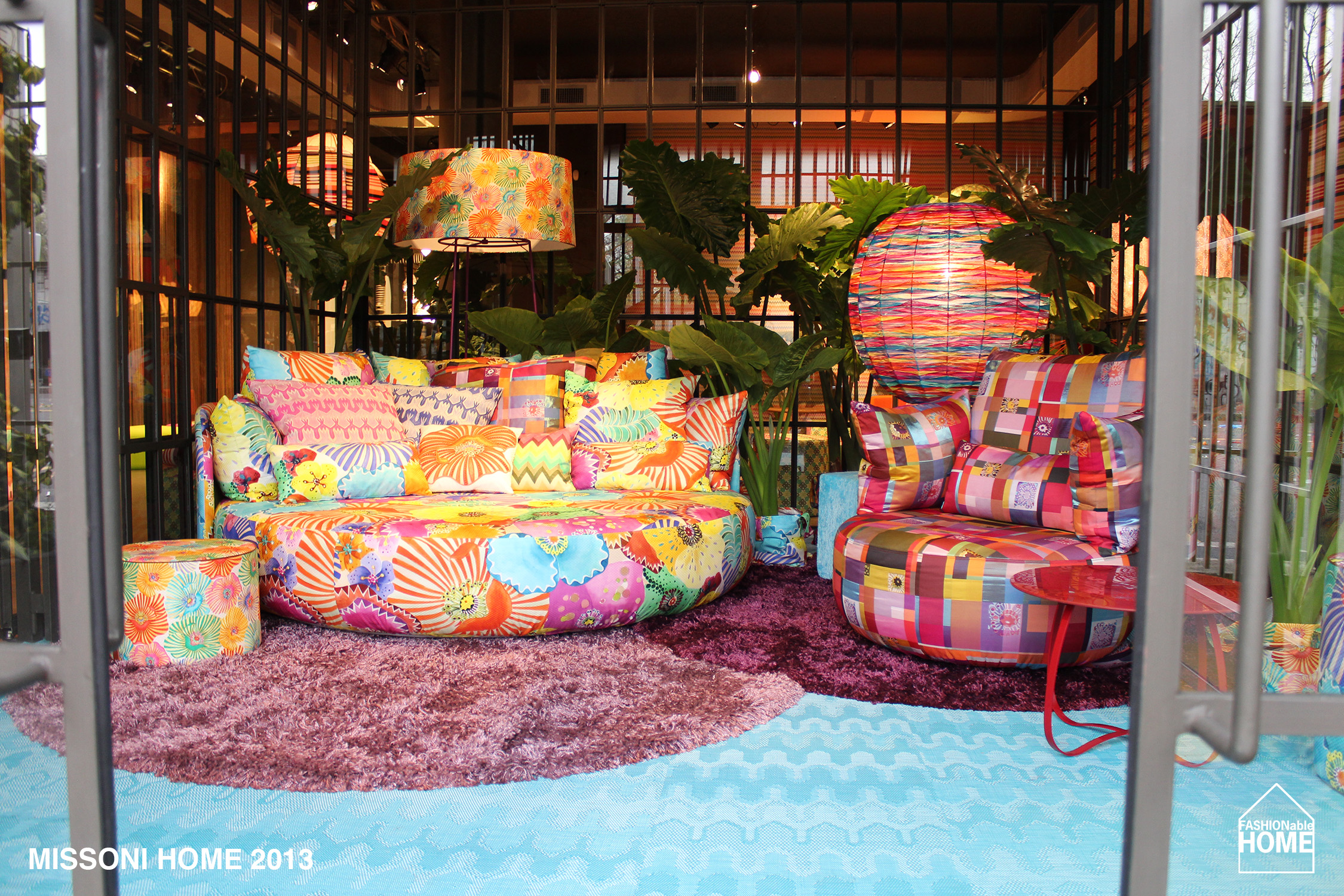 on sale 75b36 94acd MISSONI HOME @ MILANO 2013 | Fashionable Home Blog