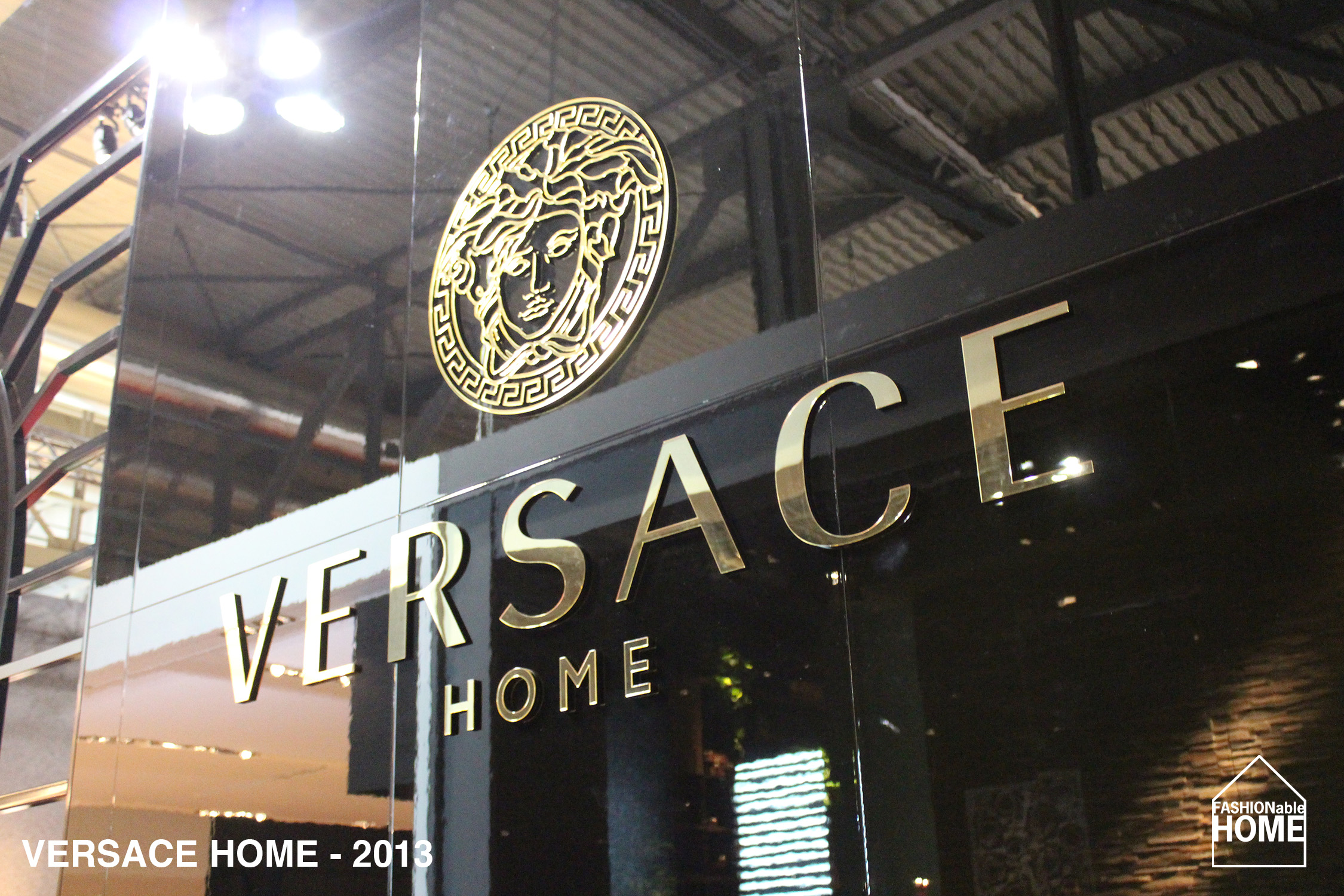 Versace Home Milano 2013 Fashionable Home Blog