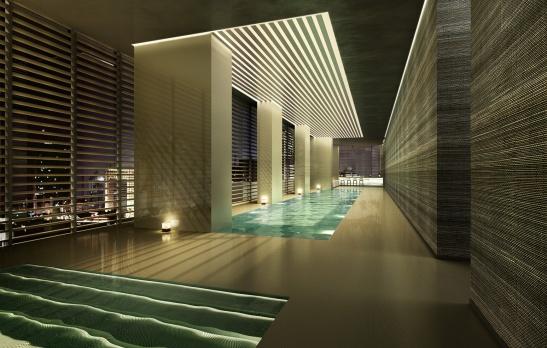 Armani Casa IDS Pool