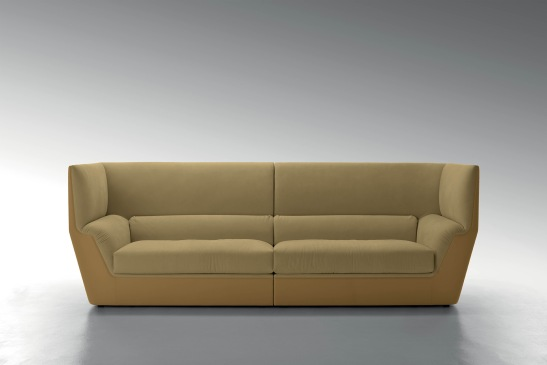 FF Cocoon Sofa High front - Design Toan Nguyen
