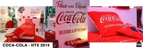 Coke Bedlinen range now distributed in Europe