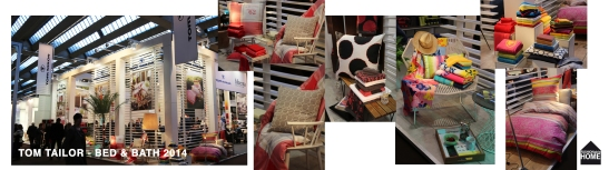 TOM TAILOR HOME COLLECTION @ HTX 2014