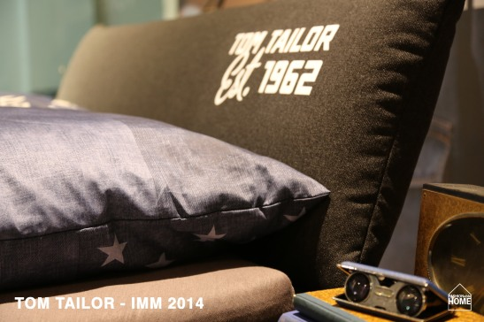 new tom tailor sofas and beds imm 2014 fashionable home blog. Black Bedroom Furniture Sets. Home Design Ideas