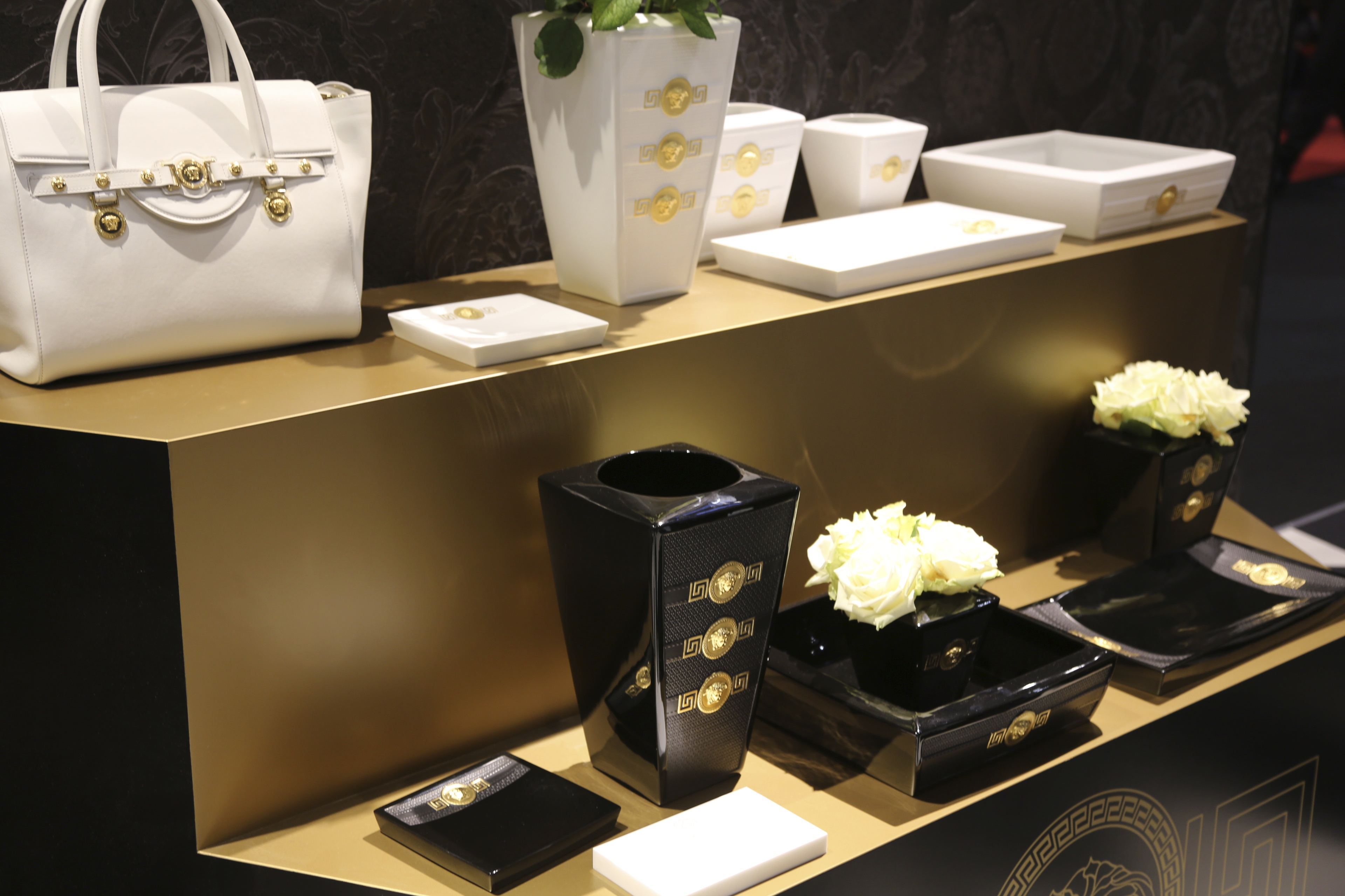 versace home x rosenthal maison objet 2014. Black Bedroom Furniture Sets. Home Design Ideas
