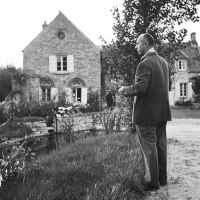 Christian Dior's Country Home near Fontainebleau