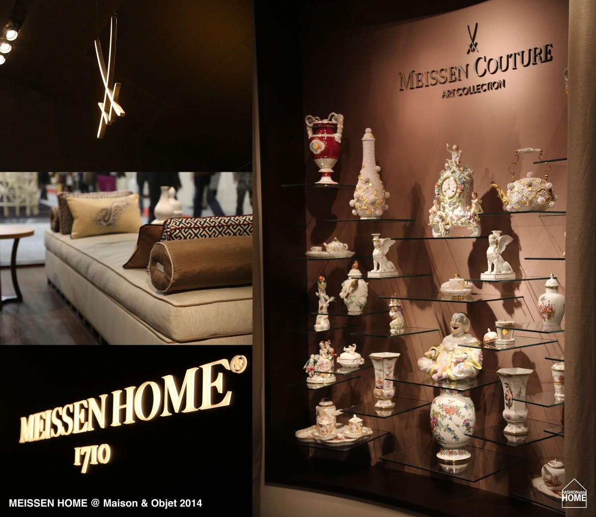 MEISSEN Home @ Maison & Objet 2014