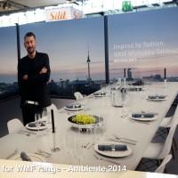 Dejavu: Michalsky designs cutlery sets for WMF and Auerhahn @ Ambiente 2014
