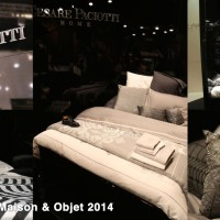Rest of Maison & Objet 2014: Emanuel Ungaro, S.Oliver, Cesare Paciotti & JOOP!
