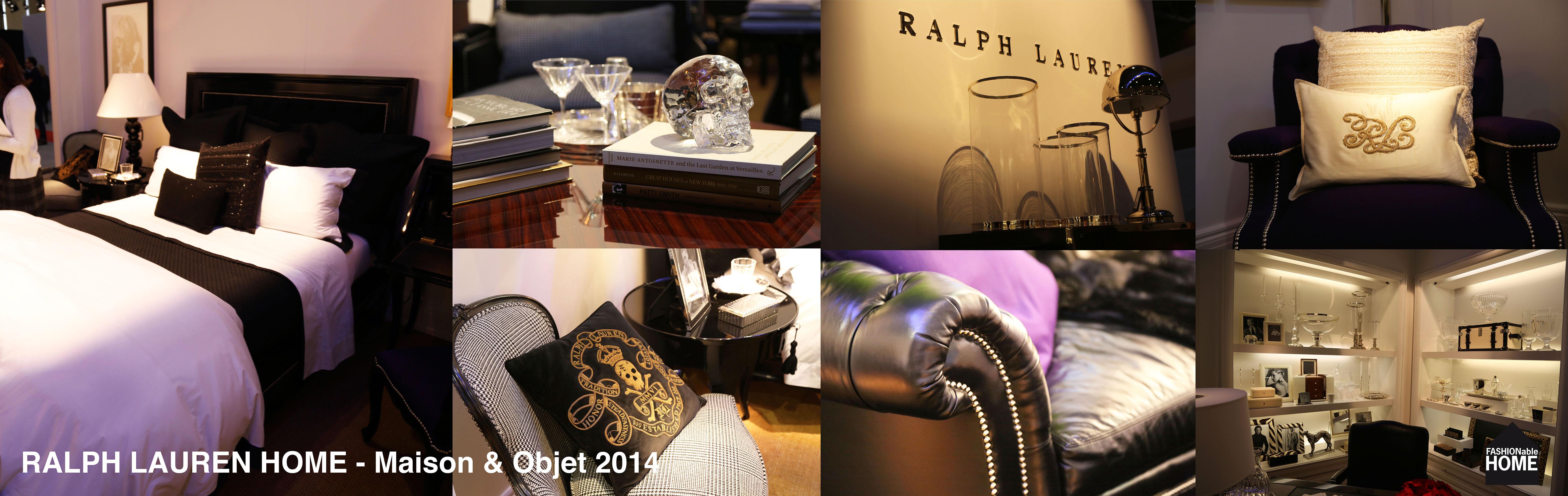 Ralph Lauren Home Maison Objet 2014 Fashionable Home Blog