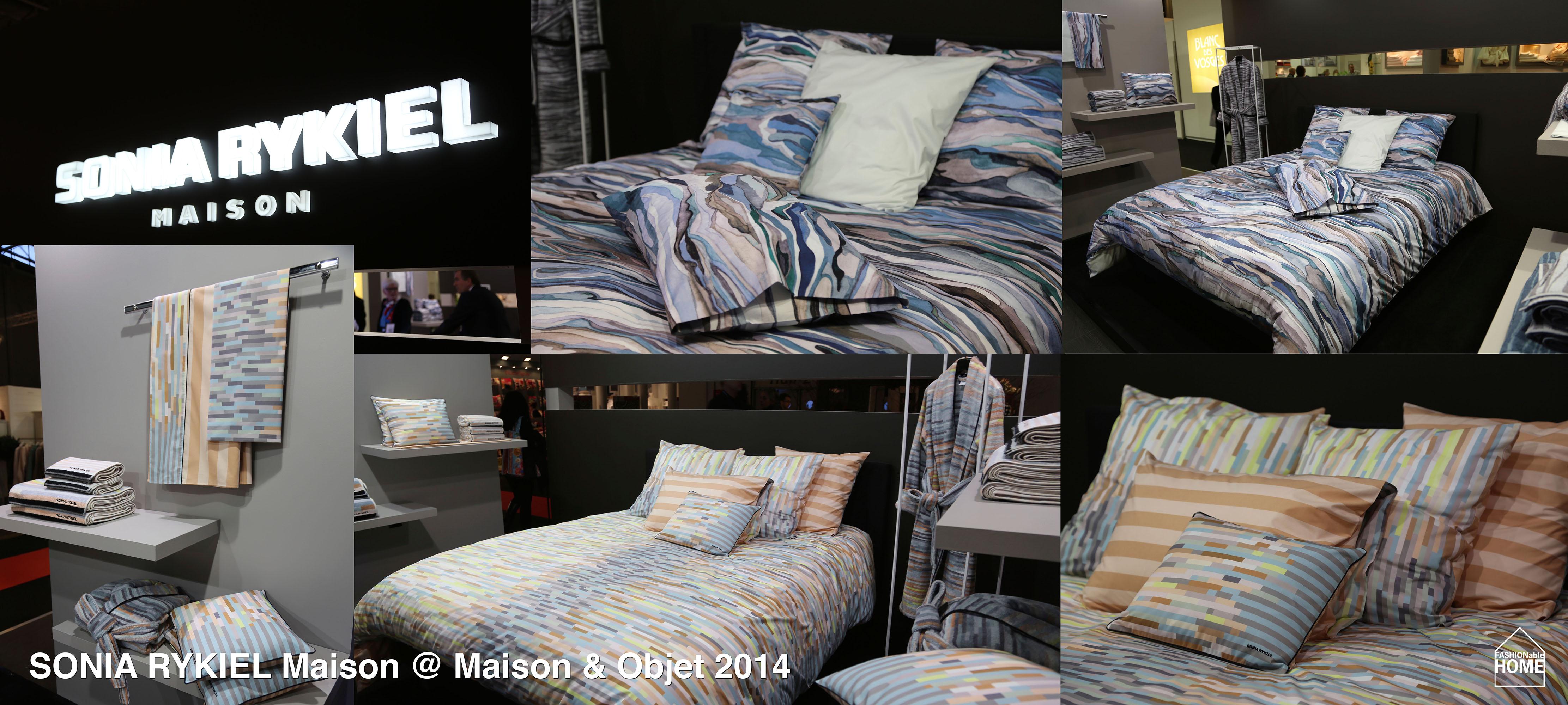 sonia rykiel maison maison objet 2014 fashionable home blog. Black Bedroom Furniture Sets. Home Design Ideas