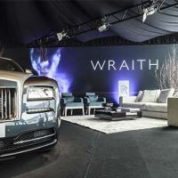 ROLLS-ROYCE joined FENDI CASA for a cross promotion in St. Moritz