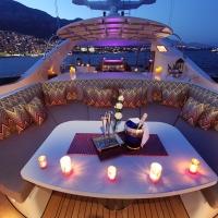 MISSONI HOME on board the TOLD U SO super yacht by MOLORI