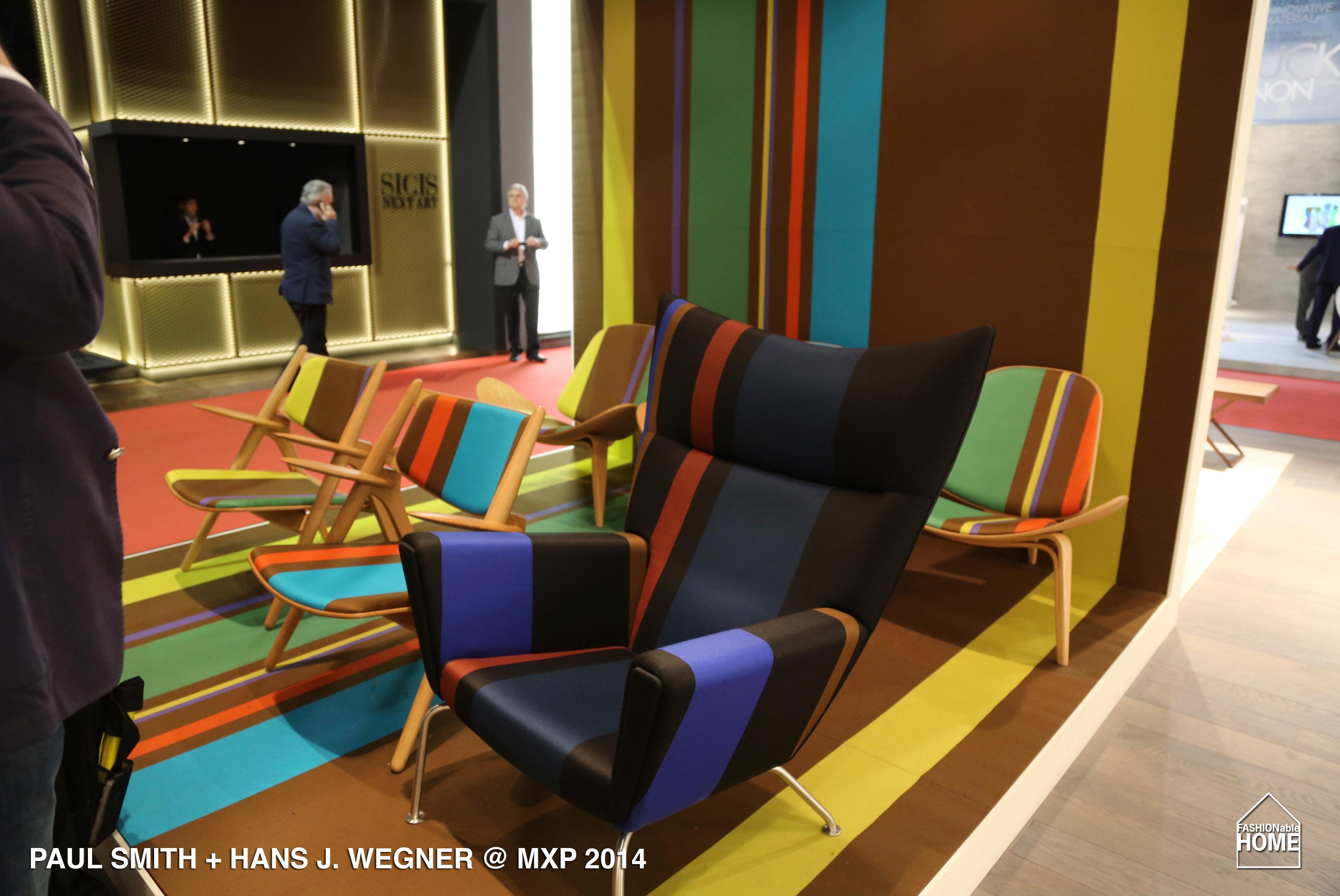 Paul Smith Hans J Wegner Milano 2014 Fashionable