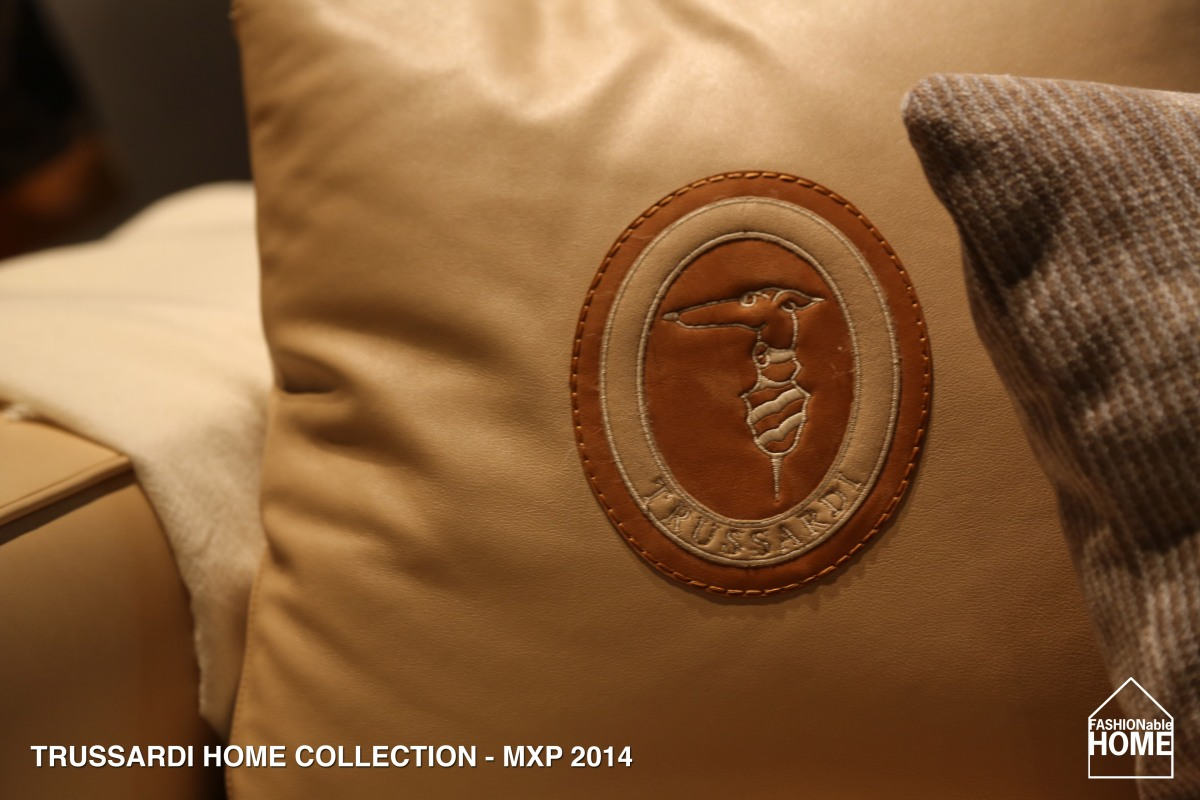 TRUSSARDI CASA - New Home Collection presented @ Milano 2014