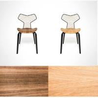 "HAN KJOBENHAVN x FRITZ HANSEN ""GRAN PRIX"" Chairs"