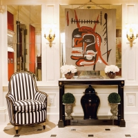 TOMMY HILFIGER'S penthouse appartment at the Plaza, NYC