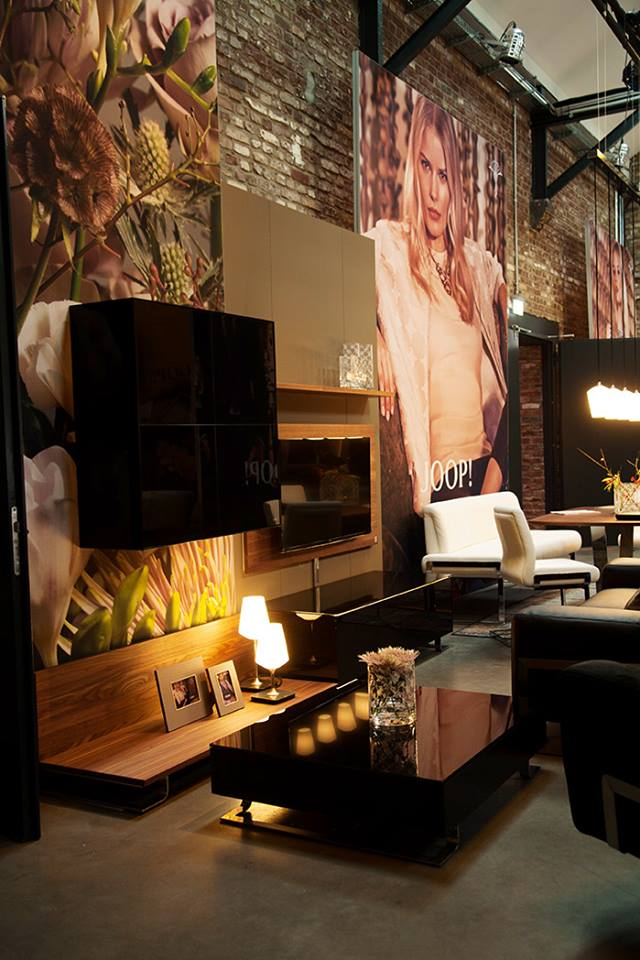 joop living kicks off imm 2015 with amazing presentation. Black Bedroom Furniture Sets. Home Design Ideas