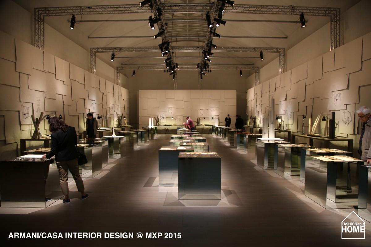 ARMANI CASA @ MXP 2015 - FOCUS ON DESIGN PROJECTS