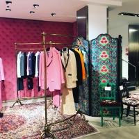 Downtown Milano – a fresh take on Luxury Fashion brands & Home